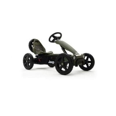 Jeep Adventure Pedal Go Kart - Fun Gifts For Him