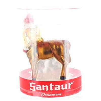 Centaur Santa Christmas Ornament - Fun Gifts For Him
