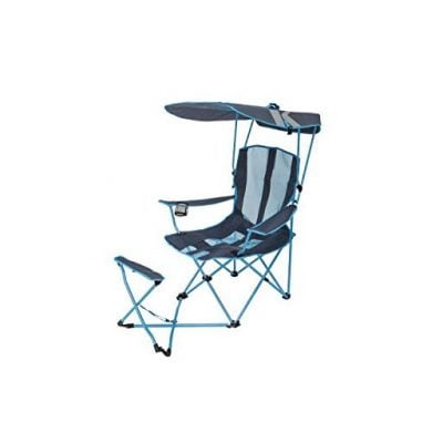 SwimWays Kelsyus Original Canopy Chair with Ottoman - Fun Gifts For Him