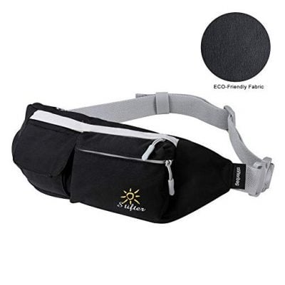 Stifter Premium Cotton Fanny Pack - Fun Gifts For Him