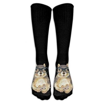 Style Unisex Socks Casual Knee High Stockings Nerdy - Fun Gifts For Him