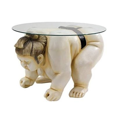 Sumo Wrestler Table - Fun Gifts For Him