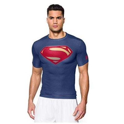 Under Armour Superhero Shirts - Fun Gifts For Him