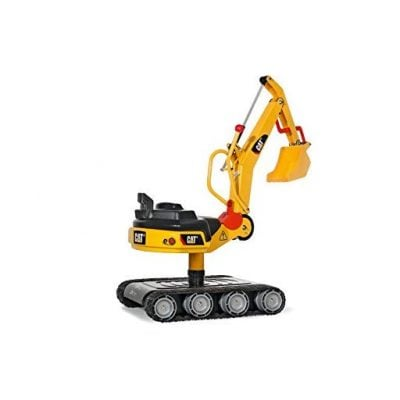 Ride-On 360-Degree Excavator Digger - Fun Gifts For Him