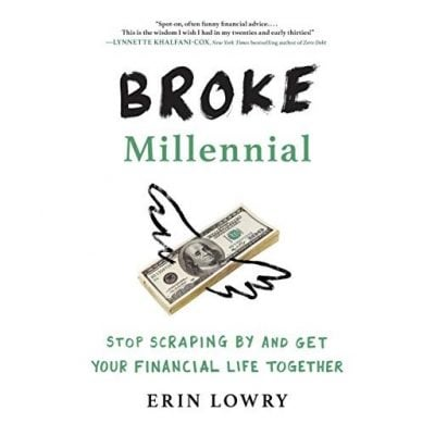 Broke Millennial - Fun Gifts For Him