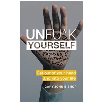 Unf*ck Yourself Book - Fun Gifts For Him