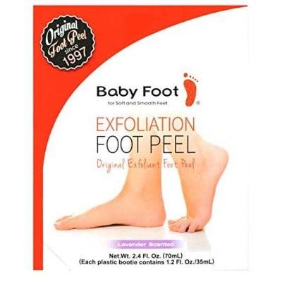 Deep Exfoliation Foot Peel - Fun Gifts For Him