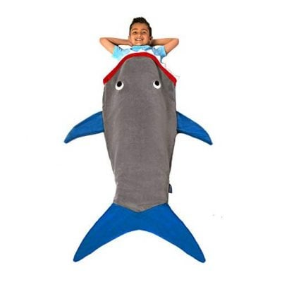 Shark Attack Blanket - Fun Gifts For Him