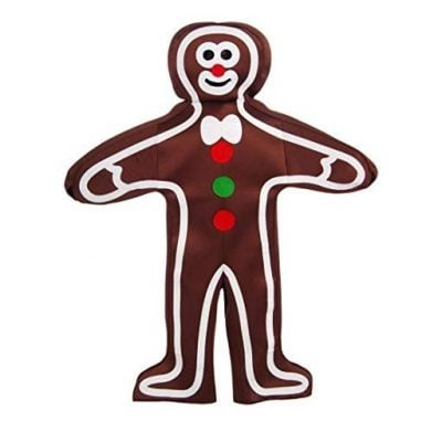 Gingerbread Man Costume - Fun Gifts For Him