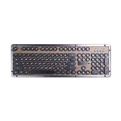 Vintage Typewriter Mechanical Keyboard - Fun Gifts For Him