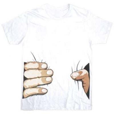 Hand Squeeze Shirt - Fun Gifts For Him