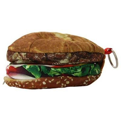 Hamburger Wallet - Fun Gifts For Him