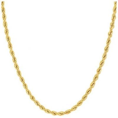 Lifetime Jewelry 2MM Rope Chain - Fun Gifts For Him