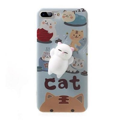 Squishy Cat iPhone Cases - Fun Gifts For Him