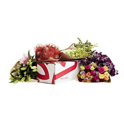 Flowers Of The Month Subscription Box - Fun Gifts For Him