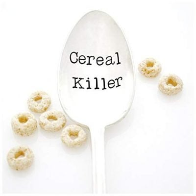 Cereal Killer Spoon - Fun Gifts For Him