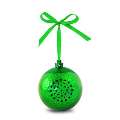 Bluetooth Speaker Christmas Ornament - Fun Gifts For Him