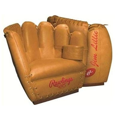 Baseball Glove Chair - Fun Gifts For Him