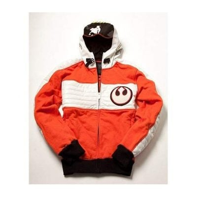 Star Wars X-Wing Pilot Hoodie - Fun Gifts For Him