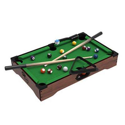 Mini Pool Table - Fun Gifts For Him