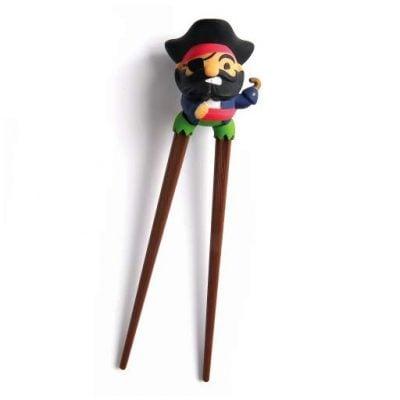 Peg Leg Pirate Chopsticks - Fun Gifts For Him