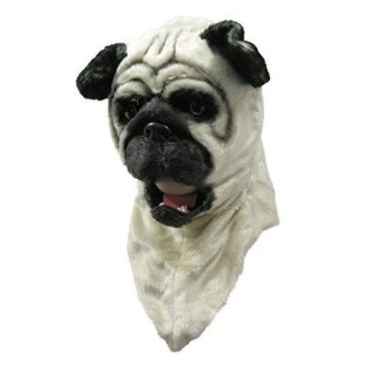 Pug Mask - Fun Gifts For Him