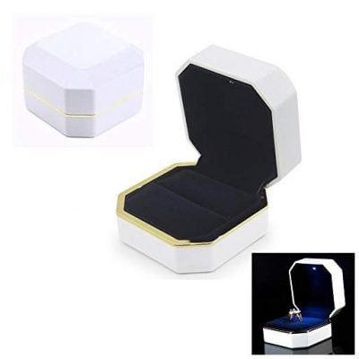 AVESON Luxury Ring Box - Fun Gifts For Him