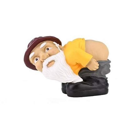 Mooning Garden Gnome - Fun Gifts For Him