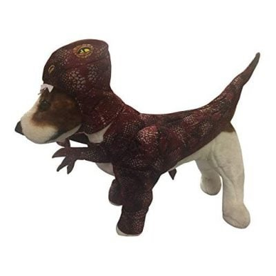 Raptor Dog Costume - Fun Gifts For Him