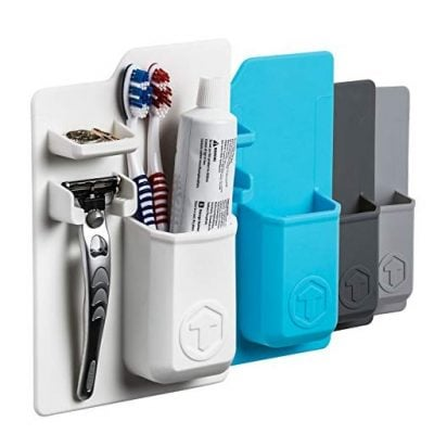 Mighty Toiletries Organizer - Fun Gifts For Him