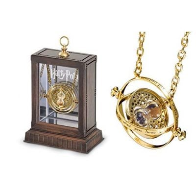 Noble Collection - Harry Potter - Hermione's Time Turner - Fun Gifts For Him