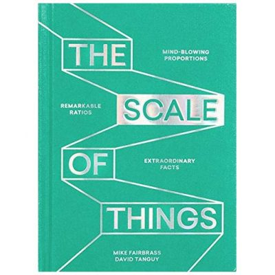 The Scale Of Things Book - Fun Gifts For Him