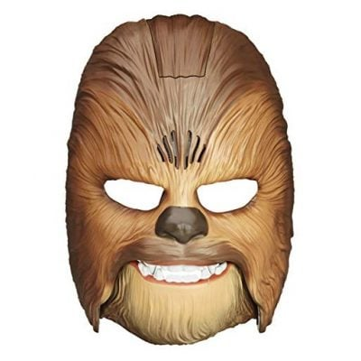 Star Wars Electronic Chewbacca Mask - Fun Gifts For Him