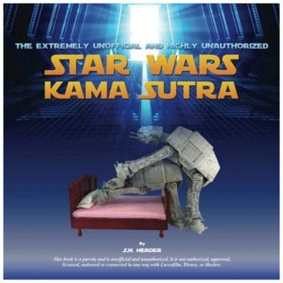 Star Wars Kama Sutra Book - Fun Gifts For Him