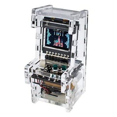 Tiny Playable Arcade Machines - Fun Gifts For Him