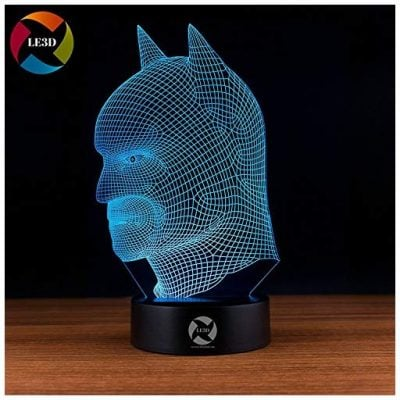 3D Batman Nightlight - Fun Gifts For Him