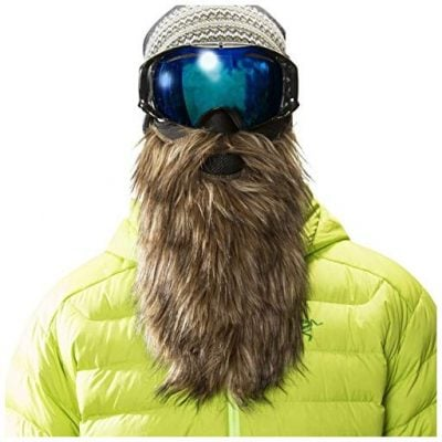 Bearded Ski Mask - Fun Gifts For Him