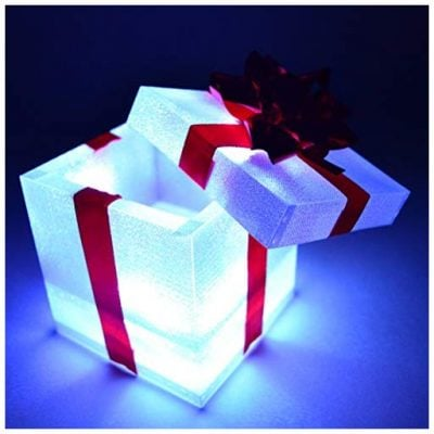 Light Up Gift Boxes - Fun Gifts For Him
