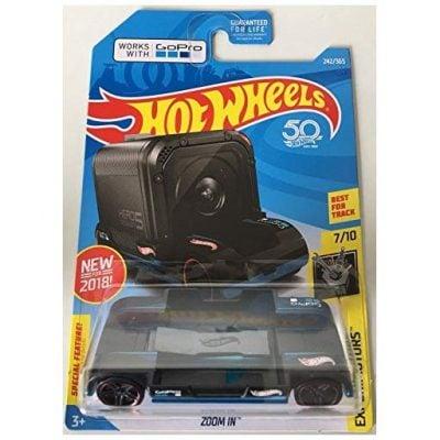 Hot Wheels GoPro Mount Car - Fun Gifts For Him