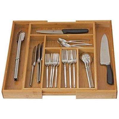 Home-it Expandable Cutlery Drawer Use for