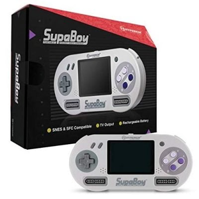 Portable Super Nintendo Player - Fun Gifts For Him