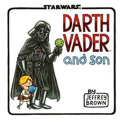 Darth Vader And Son Book - Fun Gifts For Him