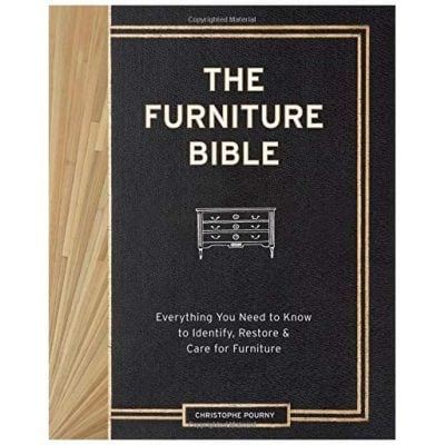 The Furniture Bible - Fun Gifts For Him