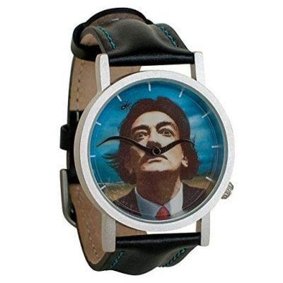 The Surreal Salvador Dali Watch - Fun Gifts For Him