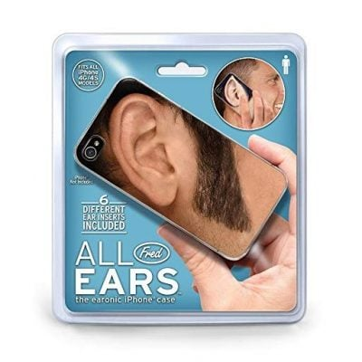 Spock Ear iPhone Case - Fun Gifts For Him