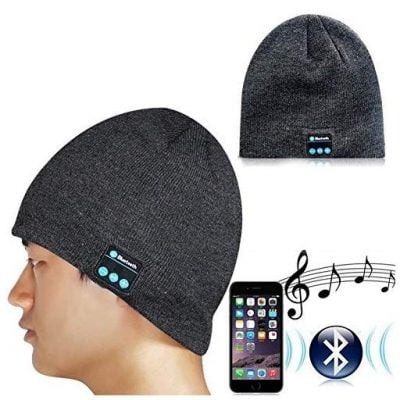 Wireless Bluetooth Beanie - Fun Gifts For Him
