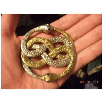 Neverending Story Pendant - Fun Gifts For Him