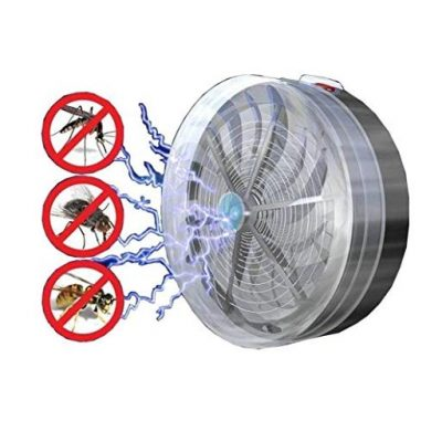 Solar Powered Mosquito Zapper - Fun Gifts For Him