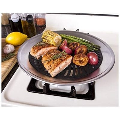 Smokeless Indoor BBQ Grill - Fun Gifts For Him