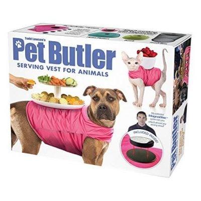 Pet Butler Serving Vest - Fun Gifts For Him